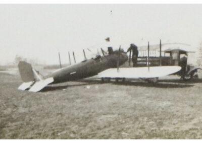 C-Oriole vintage biplane