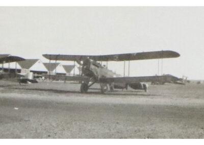 A DeHavilland Liberty Engine DH4B
